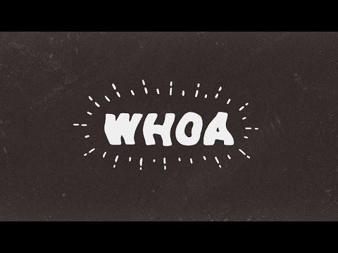 Earl Sweatshirt - Whoa (Lyric Video) | LK Graphics