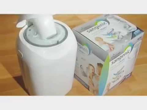 tommee tippee sangenic hygiene plus nappy disposal system. Black Bedroom Furniture Sets. Home Design Ideas