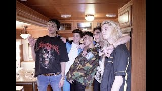prettymuch perform no more on the x factor uk behind the scenes