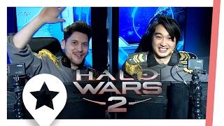 Halo Wars 2 Multiplayer Match 1v1: Simon vs Budi | Game Two Special