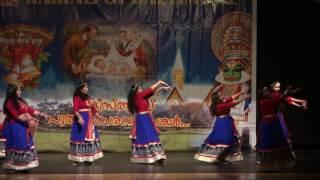 kairali of baltimore christmas new years 2017 honto ladies dance