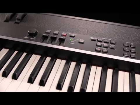 Yamaha CP4 Stage Piano Demo