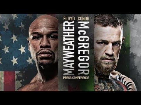 Floyd Mayweather - Conor McGregor. Fight Of The Century