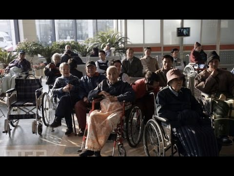 Elderly population hits new record in Japan