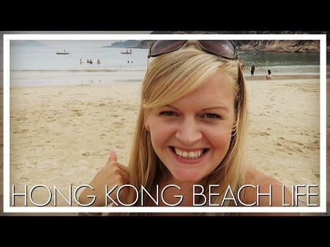 HONG KONG BEACH LIFE - Shek O Beach