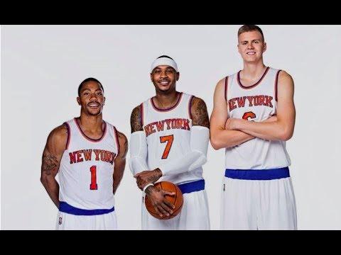 New York Knicks 2016-2017 Season Predictions and Expectations