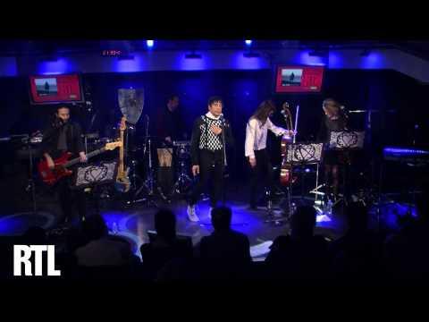 Laurent Voulzy - Jeanne en live sur RTL - RTL - RTL