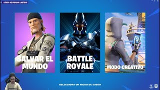 Save the World Fortnite Direct Exclusive Sunday Abonnés CODIGO Reitbus