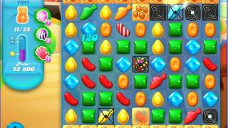 Candy Crush Saga SODA Level 1311 CE