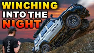 This Track Hasn't Been Driven In a LONG time! Plus A CRAZY Bush Mechanic Fix!