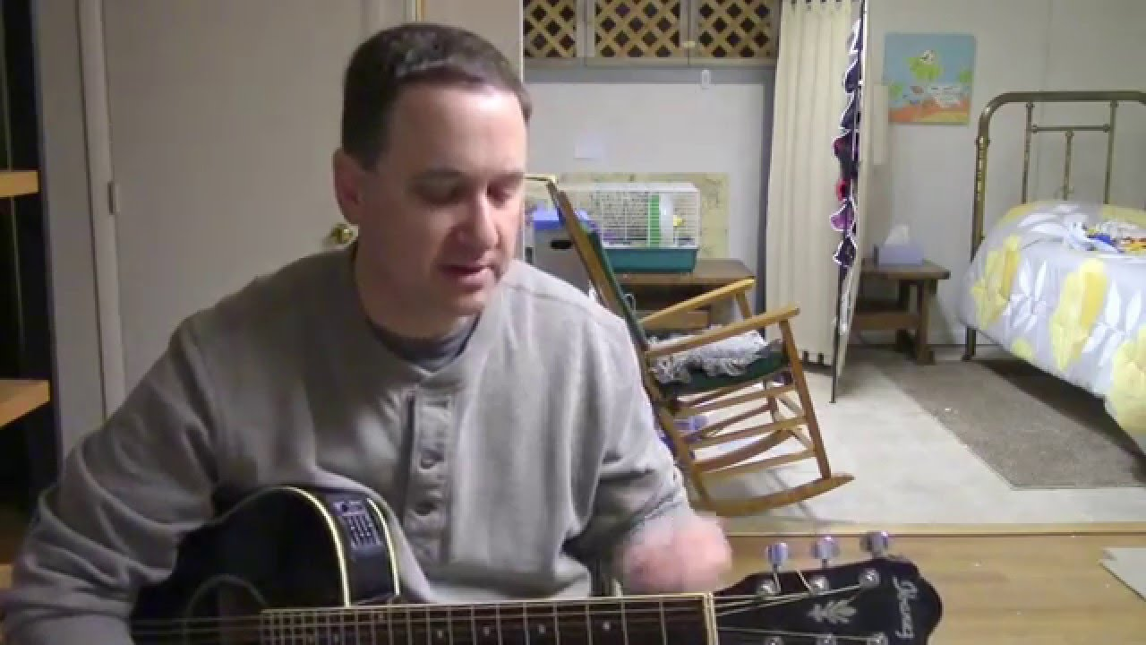 Six String Sleuth Figuring Out Chords To The Tide Is High By