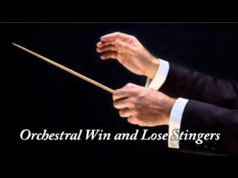 Orchestral Win and Lose Stingers - Music for videogame - Unreal Engine Marketplace