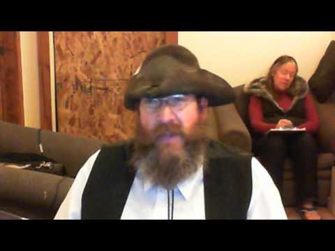 ernie wayne ter telgte tertelgte, The Montana Living Natural Man,  on Oaths and Bonds