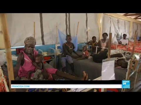 South Sudan refugees: UNHCR says more than 60,000 have fled since violence escalated