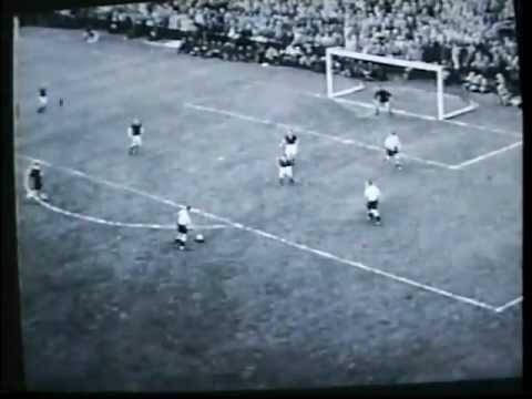 WM Finale 1954 -  Rahn schießt - TOOOOOOR !!!