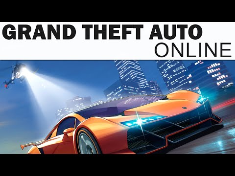 GTA Online Let's Play - Part 6 - TRASH RUN