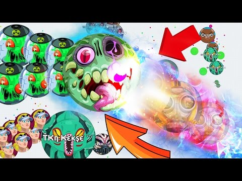 "Agar.io *BEST* ULTIMATE TROLLING ""Balls of Steel"" + NEW POPSPLIT TRICK IN AGARIO"