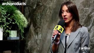 CERSAIE 2017 | FLORIM - Silvia Alonzo ci racconta i formati magnum, il nuovo sito e la fabbrica 4.0