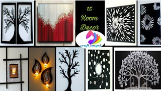 15 home decor ideas|Aluminum foil crafts | do it yourself | art and craft | craft | craft angel