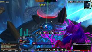 Warlock 85 Affliction, Through a Glass, Darkly. Legendary Quest Playguide (Thyrinar Kill)