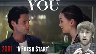 YOU Season 2 Episode 1 - 'A Fresh Start' Reaction