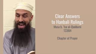 Q&A 50-54 - Obligation of Prayer, Prayer Times, Voluntary Prayers