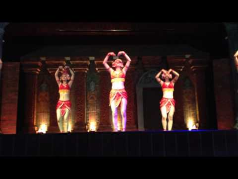 [Vietnam Culture]. Apsara, royal dance of Champa kingdom