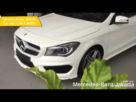 NEW MERCEDES BENZ CLA 200 SPORT JAKARTA,INDONESIA [INFO SALES & PRODUCT)