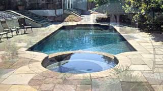 Roman/Grecian Style Swimming Pool Designs.