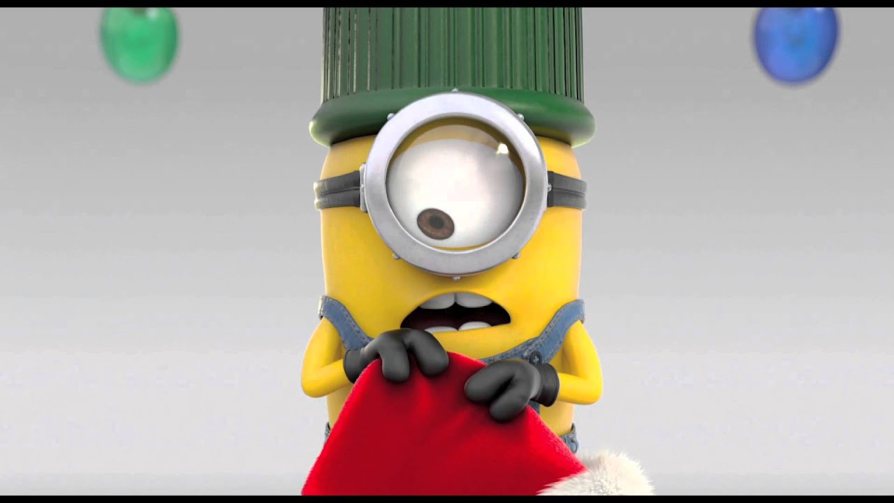 God Animation Wallpaper Cattivissimo Me 2 Buone Feste Dai Minion Youtube