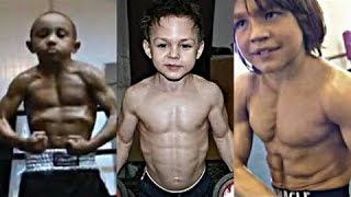 The Strongest Kids In The World ● Awesome Strength | Fitness Motivation