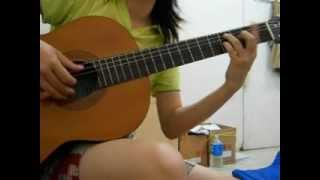 Yiruma - River Flows in You (Guitar Cover)