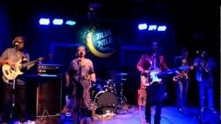 "John Lisi & Delta Funk at Blue Nile New Orleans, Ian Smith, ""Chicken Fried Steak"" - DSC 3697"