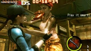Resident Evil: The Mercenaries 3D - Gameplay Nintendo 3DS Capture Card