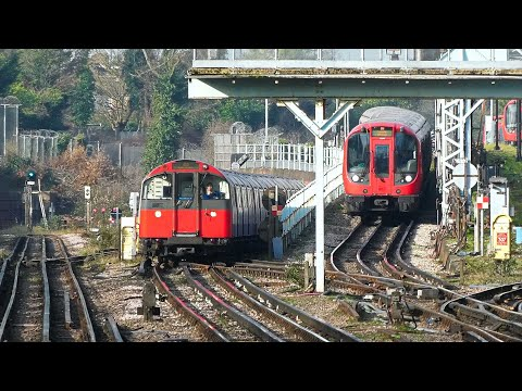 The District Line: South Acton And Acton Town
