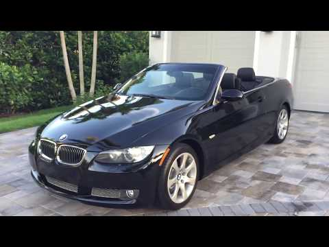 2009 Bmw 335i Convertible For By Auto Europa Naples Mercedepert