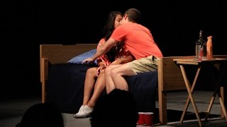 Video Rutgers SCREAM Theater Program Focuses on Preventing Sexual Violence download MP3, 3GP, MP4, WEBM, AVI, FLV November 2017