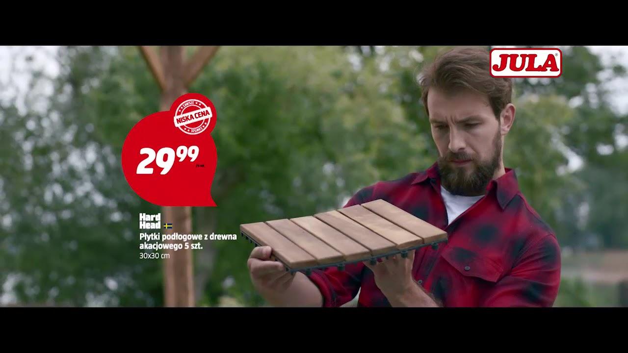 Płytki Drewniane Do Ogrodu Jula
