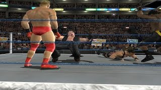 (GameCube) WWE Day of Reckoning 2 Story Mode P.15
