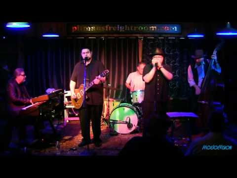 """Sugar Ray and the Bluetones featuring """"Monster"""" Mike Welch Live @ Pitman's Freight Room 2/27/16"""