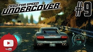 ✔ Need for Speed Undercover: Historia completa en Español | Playthrough Parte 9