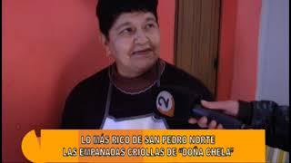 DESCUBRIENDO SAN PEDRO NORTE: LAS EMPANADAS DE CHELA