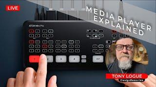 ATEM Mini Pro - Media Player Explained screenshot 3