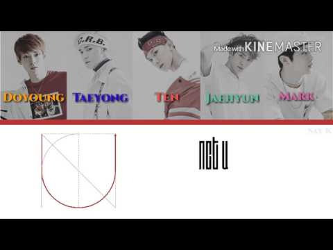NCT U [ 엔시티 유] - The 7th Sense [Karaoke ver.] Color Coded Lyrics [Kpop/Instrumental]