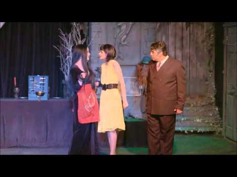 Meet the Beinekes (Scene) - The Addams Family