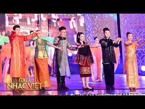 Hãy Đến Với Con Người Viêt Nam - Nhiều nghệ sỹ [Xuân Đất Việt, Tết Quê Hương] (Official)