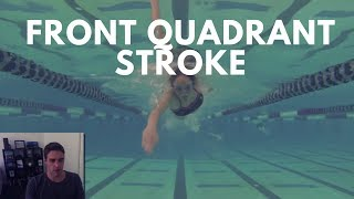 [Feedback Friday] What Happens When You Are NOT Front Quadrant Swimming