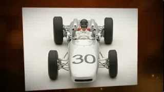 Porsche 804 Formula 1 Car - Winner of the 1962 French GP Videos