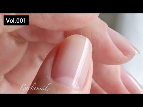 ネイル歴30年のセルフネイルケア Professional self-nail care with 30 years of nail experience Vol.001