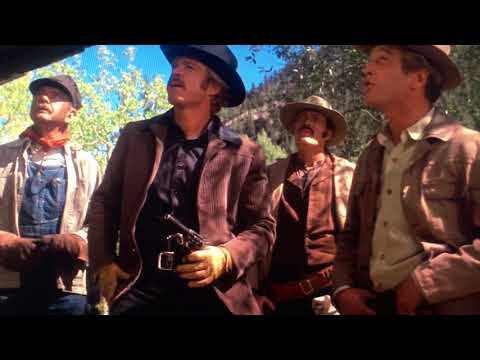 Butch Cassidy/Sundance Kid- Train robbery